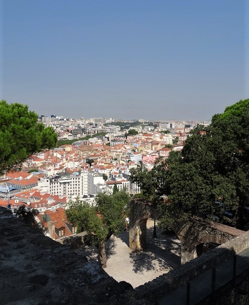 Castelo Lissabon 4