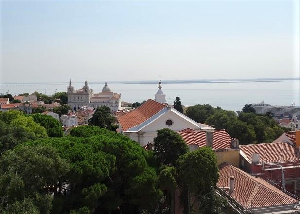 Castelo Lissabon 5