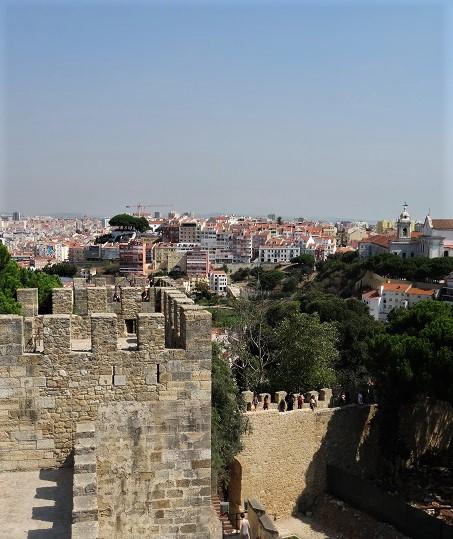 Castelo Lissabon 6