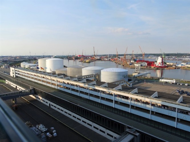 Columbus Cruise Center Bremerhaven