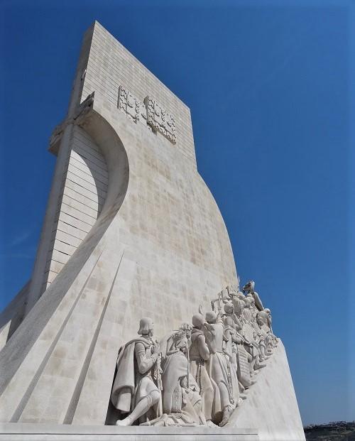Denkmal der Entdeckugen Lissabon