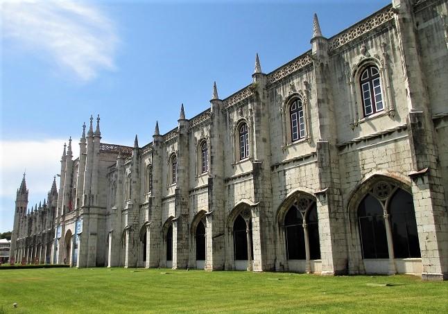Hieronimus Kloster Lissabon