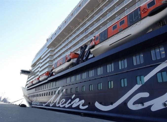 Mein Schiff 4 Wohlfühlschiff