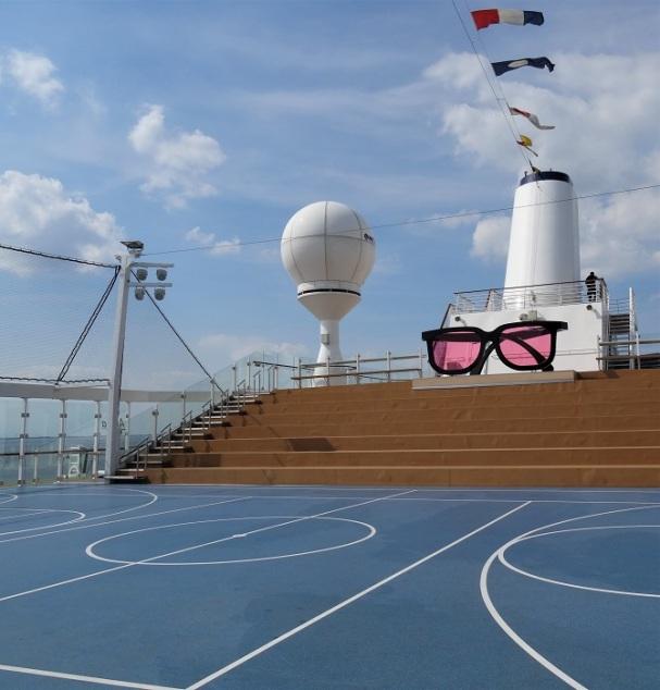 Mein Schiff Sport
