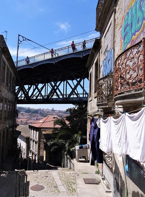 Ponte Dom Luis Weg 2