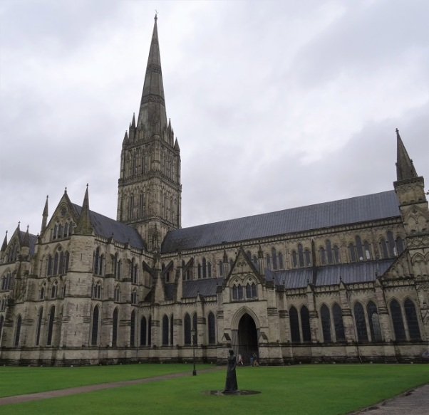 Salisbury Cathedral 3