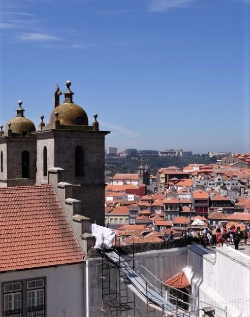 Sé de Porto Ausblick 2