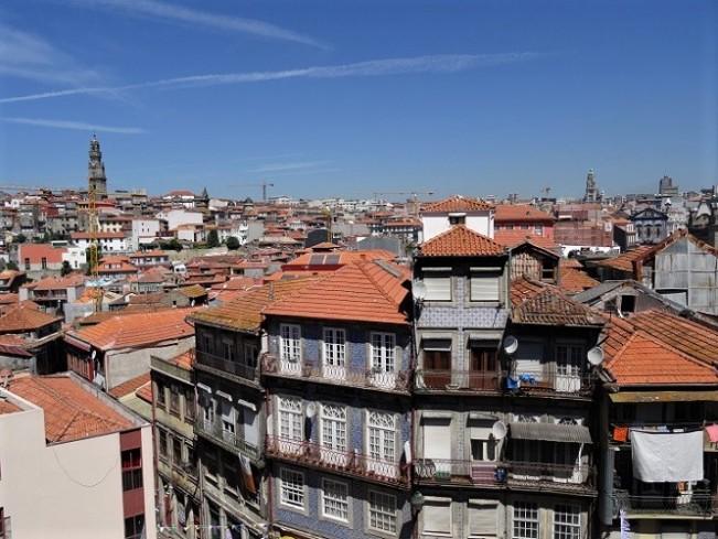 Sé de Porto Ausblick