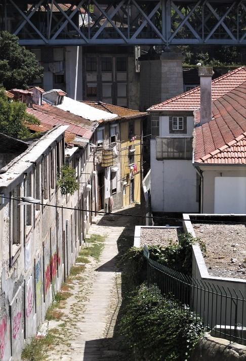 Sé de Porto Gasse 3
