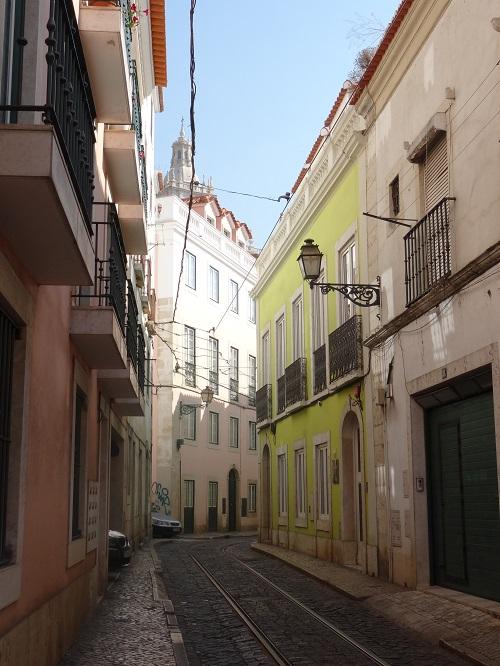 Tram Lissabon 4