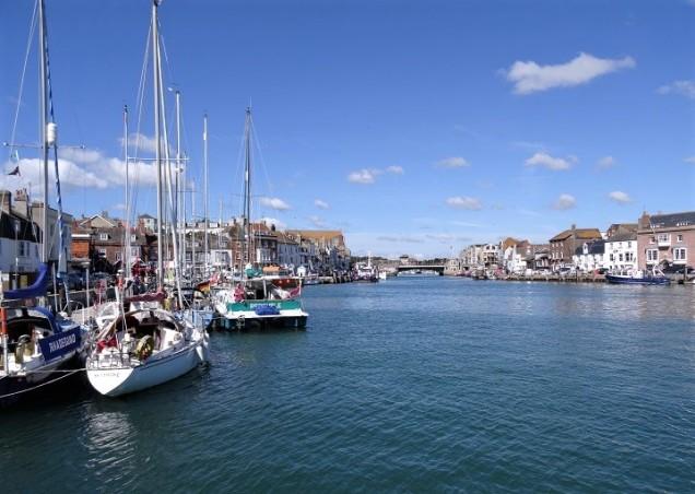 Weymouth Hafen 2