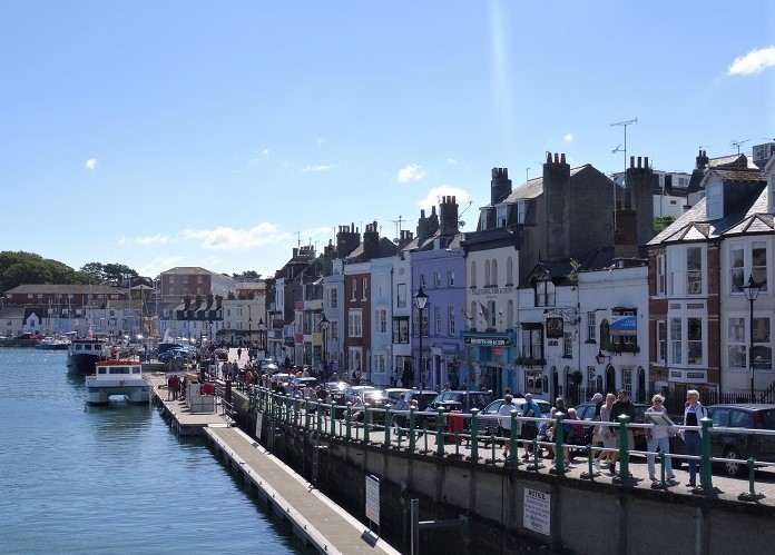 Weymouth Hafen 3