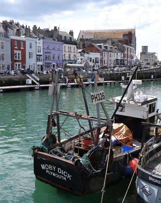 Weymouth Hafen 4