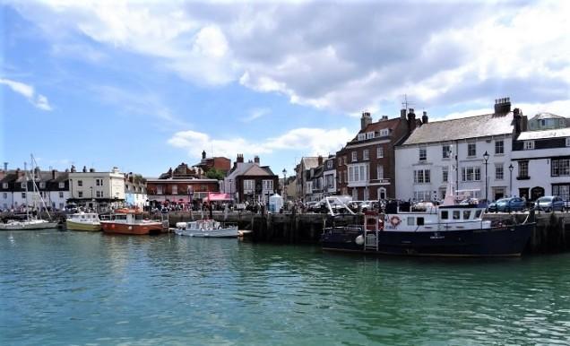 Weymouth Hafen 5