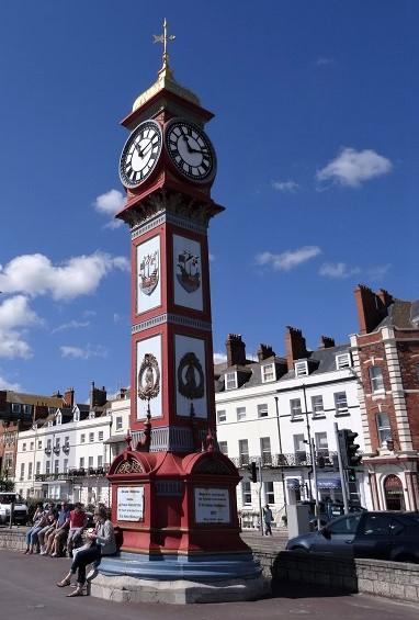 Weymouth Jubilee Clock