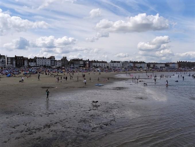 Weymouth Strand 3