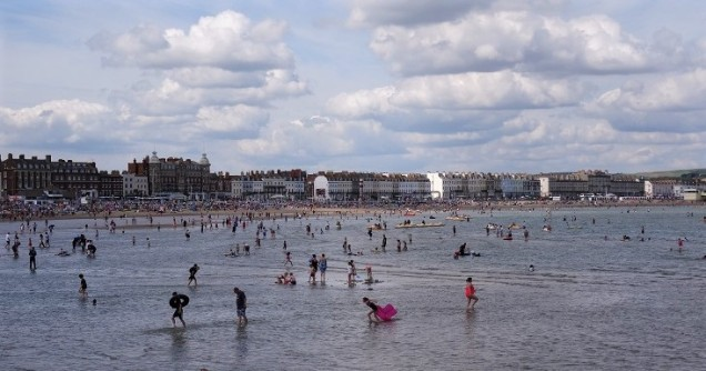 Weymouth Strand 4