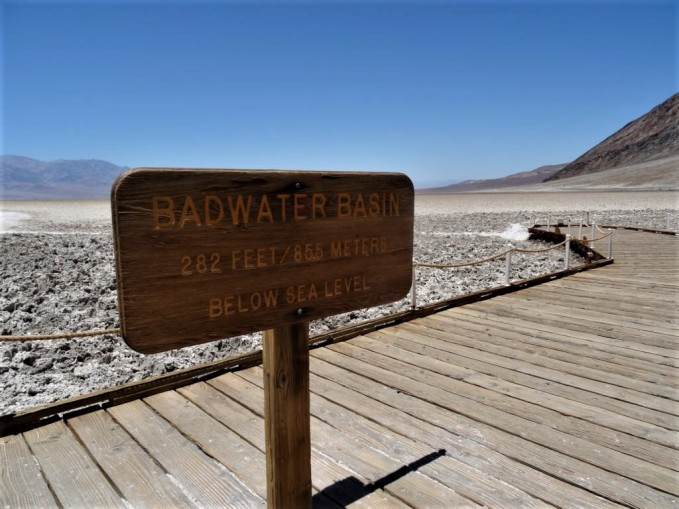 Badwater Basin 1
